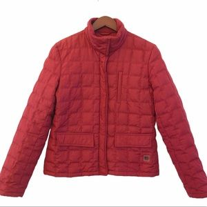KENNETH COLE Reaction Down Quilted Puffer Jacket